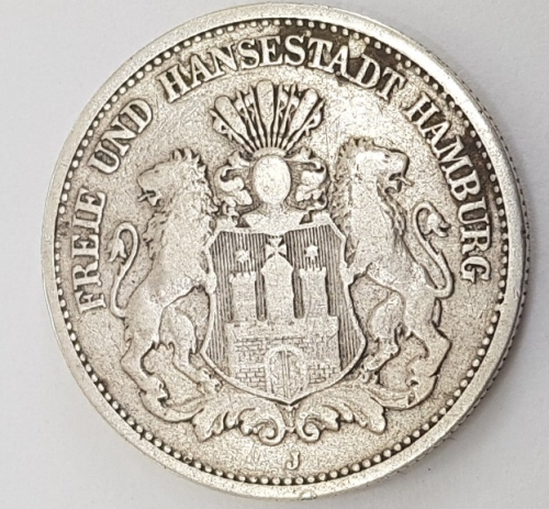 2 Mark Hamburg 1876